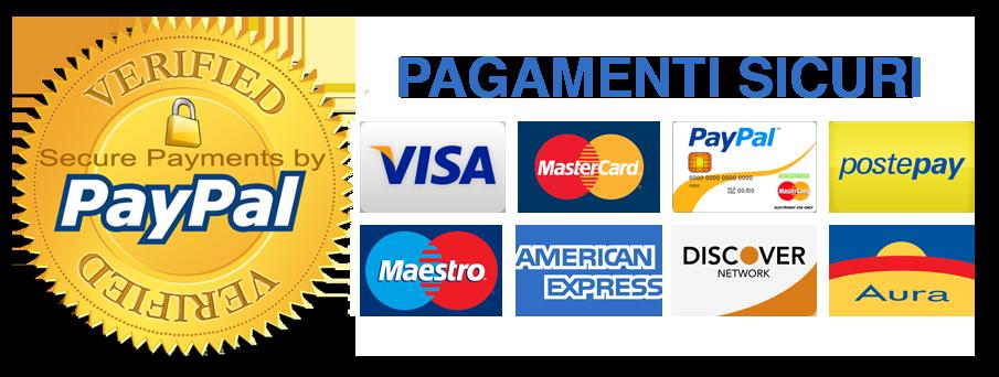 pagamenti acquisti sicuri paypal